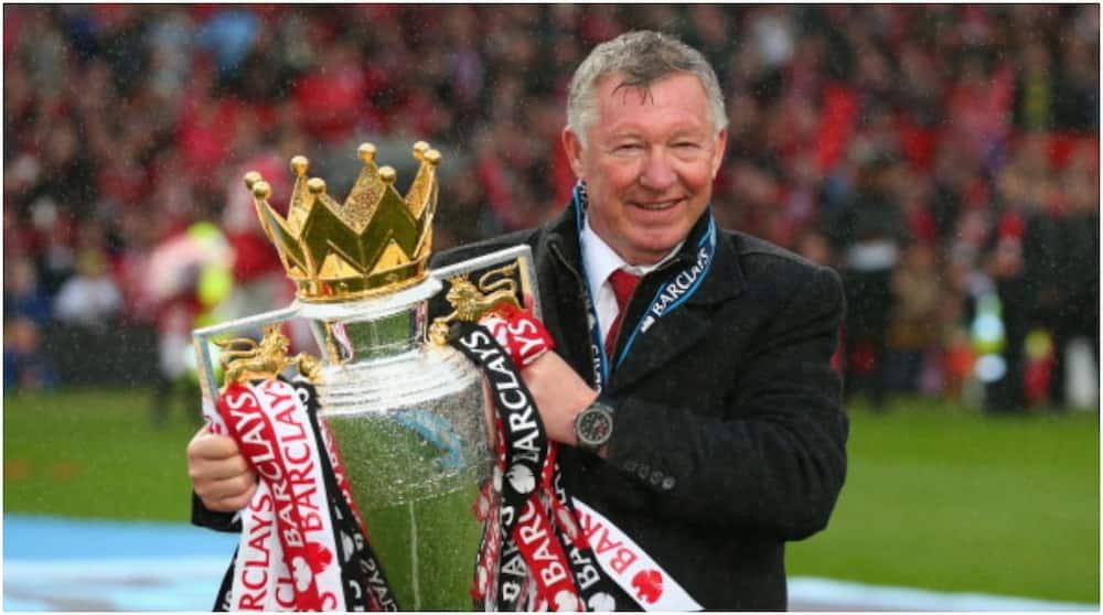 Alex Ferguson: Man Utd legendary manager calls for caution over Premier League title chase