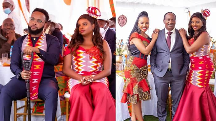 Muthoni Mukiri Delights Fans after Showing Off Sister, Dad at Ruracio in Lovely Snap