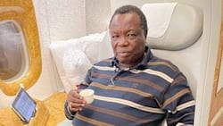 Francis Atwoli Leaves for Dubai to Chair Africa, Asia Digital Economy Meeting