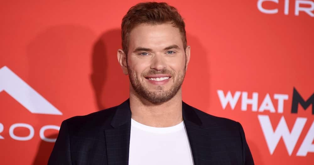 Kellan Lutz has exited the FBI Most Wanted crime series. Photo: Getty Images.