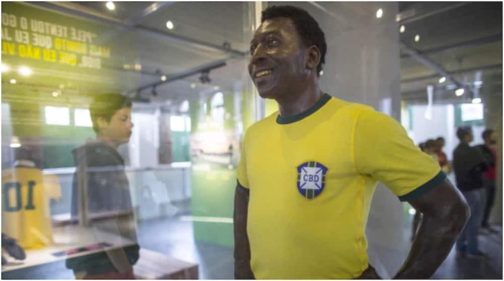 Lionel Messi: Brazilian club Santos deny Argentine has beating Pele's single club goal