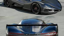 5 most expensive electric cars 2020