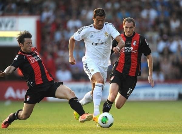 Cristiano Ronaldo's fierce shot broke 11-year-old Bournemouth fan's wrist during friendly game