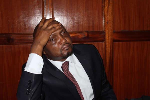 Maisha yangu yamo hatarini, Moses Kuria asema