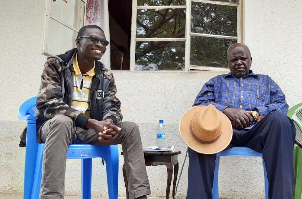 Former Kanu legislator and Ndhiwa MP Zablon Owigo Olang' is dead