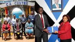 Ezra Chiloba Officially Takes Over as Director-General of Communications Authority