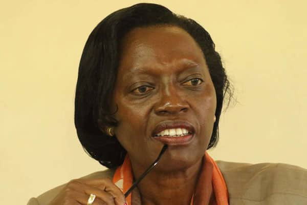 Former justice minister Martha Karua clarifies constitution allows William Ruto to vie for presidency in 2022