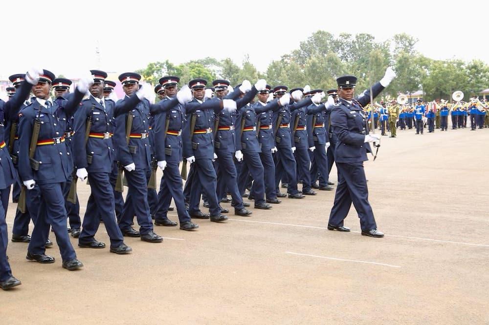 Kenya Police recruitment