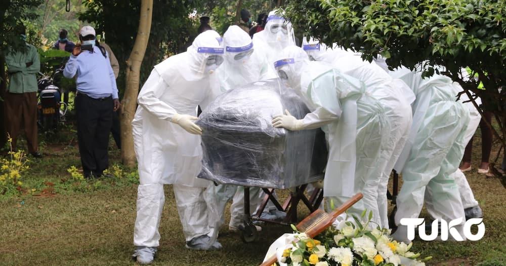 Kenya Confirms New 20 Coronavirus Deaths, 1184 More People Test Positive to The Virus