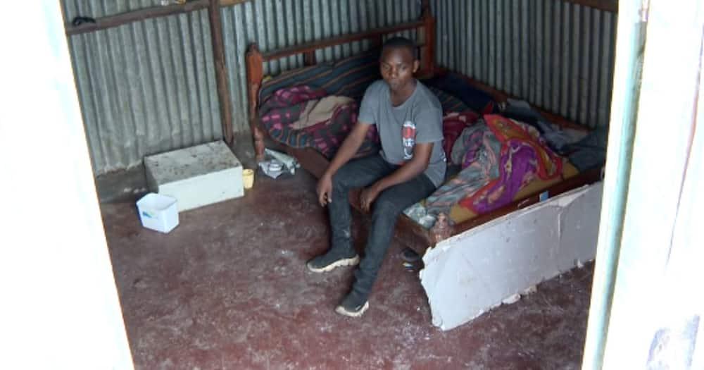 Musyoka and Asiba live in Mukuru kwa Njenga.