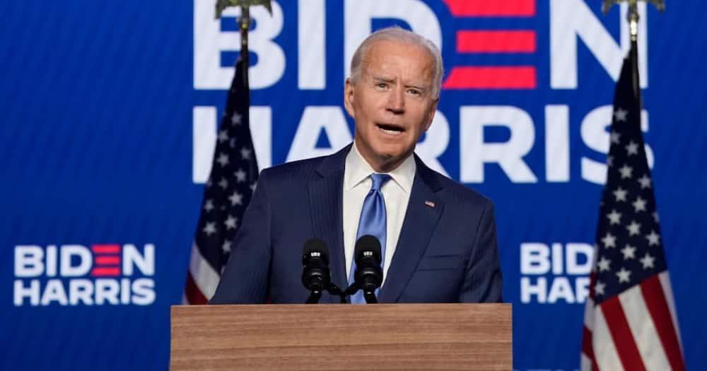 Hatimaye! Joe Biden ndiye Rais wa Marekani