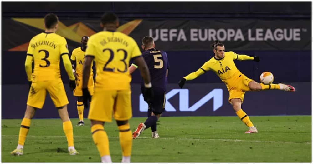 Dinamo vs Tottenham: Mourinho's Spurs Squander 2-0 Advantage to Crash out Of Europa League