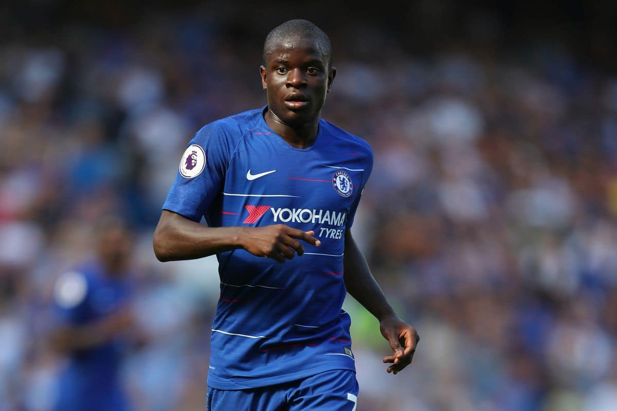 Chelsea legend Tony Cascarino says Kante could quit Chelsea because of new role