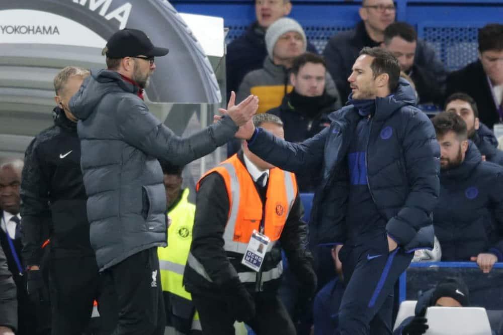 Frank Lampard fires back at Liverpool boss Klopp over Chelsea's £200m spending spree