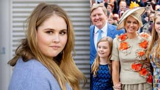 "Princess Amalia, Future Queen of Netherlands Finds KSh198m Allowance ""Uncomfortable"""