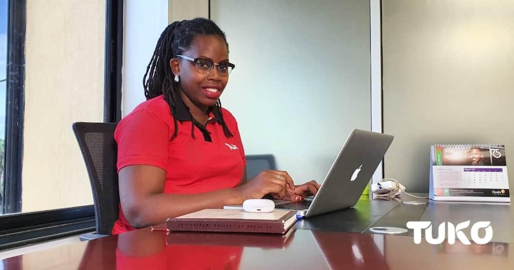 TUKO's managing editor advises female journalists to be more aggressive: Julia Majale #HerMediaDiary