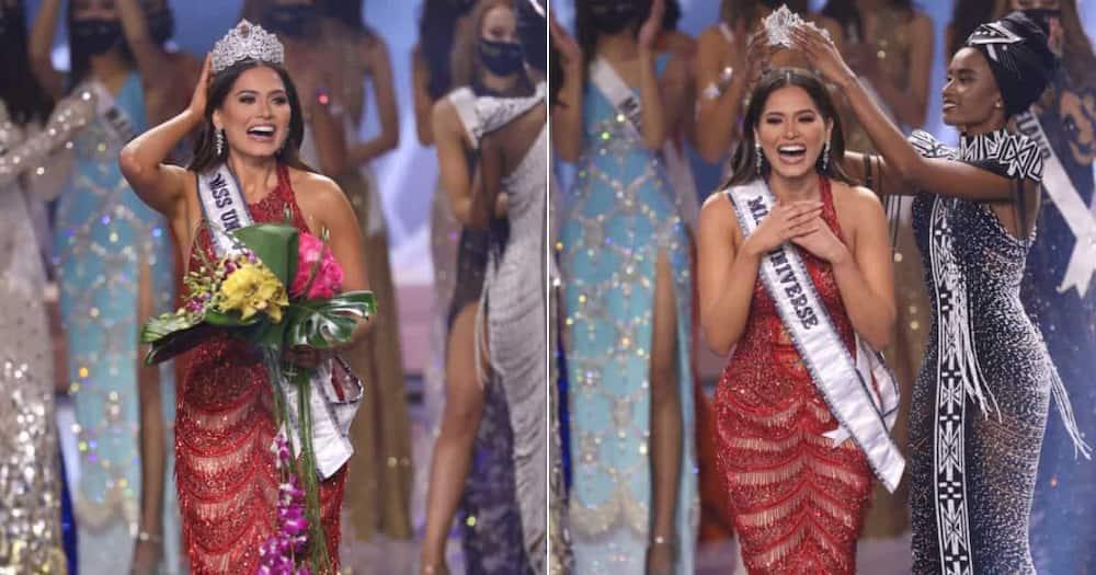 Miss Universe 2021: Mexico's Andrea Meza Takes the Crown
