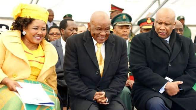 Mke wa aliyekuwa waziri mkuu wa Lesotho akamatwa tena kwa tuhuma za mauaji
