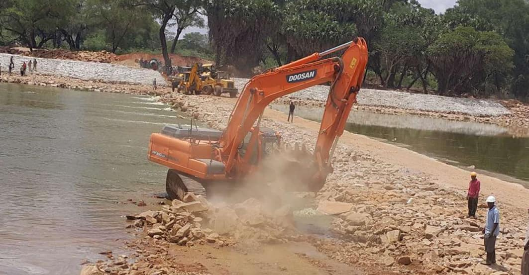 African Development Bank loans Kenya extra KSh 27 billion for construction of country's biggest dam