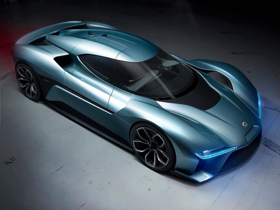 Most expensive electric cars