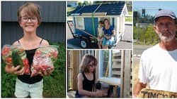 Kind 9-Year-Old Girl Builds Little Homes for Poor People in her Community, Gives Them Food from her Garden