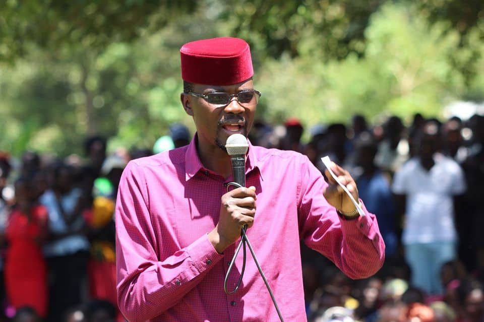 Kimilili MP Didmus Barasa claims Raila referred him to Mganga ahead of 2017 elections
