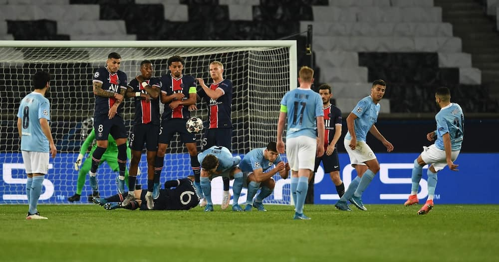 Manchester City Come from Behind to Stun 10-Man Psg in Thrilling Champions League Tie