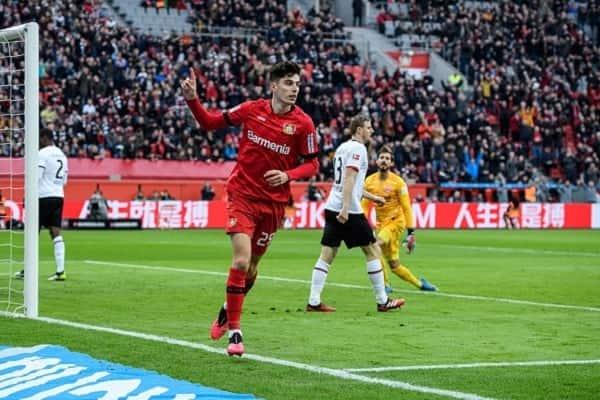 New Bayern Munich signing Leroy Sane accidentally confirms Kai Havertz Premier League move