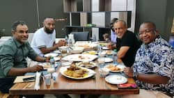 Hassan Joho Hosts Suleiman Shahbal for Dinner at Nyali Home, Welcomes Move to Join ODM