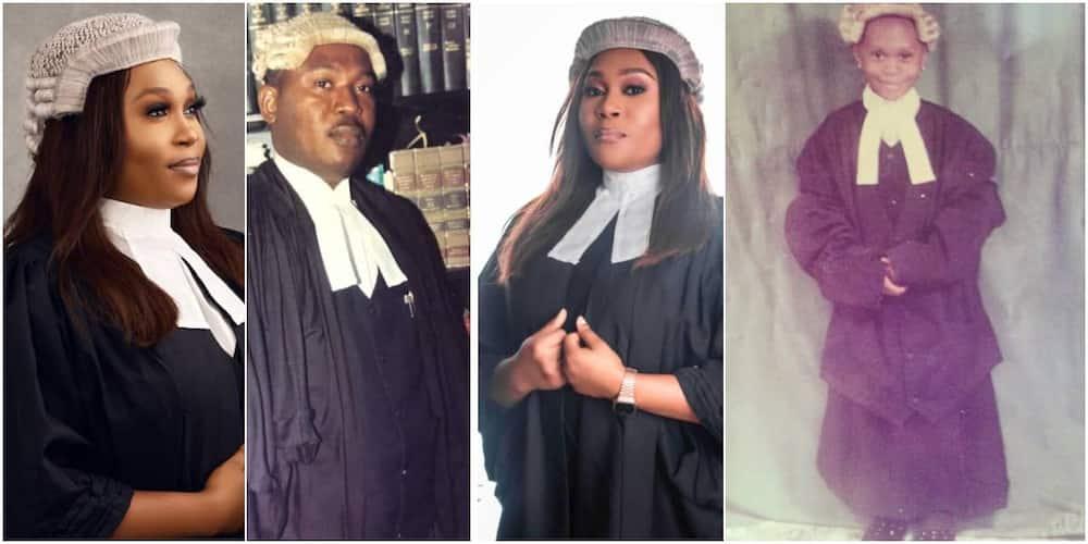 The young law graduate Oyindamola Akintola-Jimoh. Photo credit: Oyindamola Akintola-Jimoh/LinkedIn.