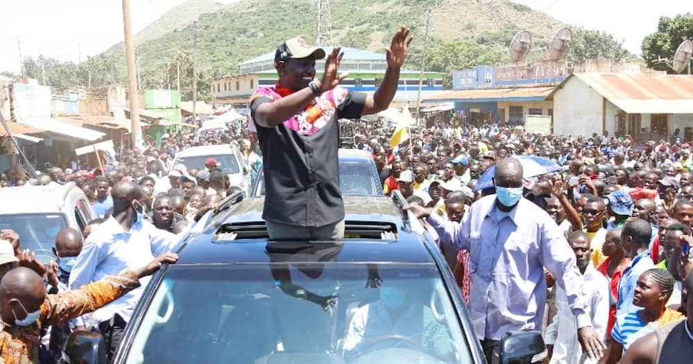 I made Raila prime minister, since then he hasn't won anything, William Ruto