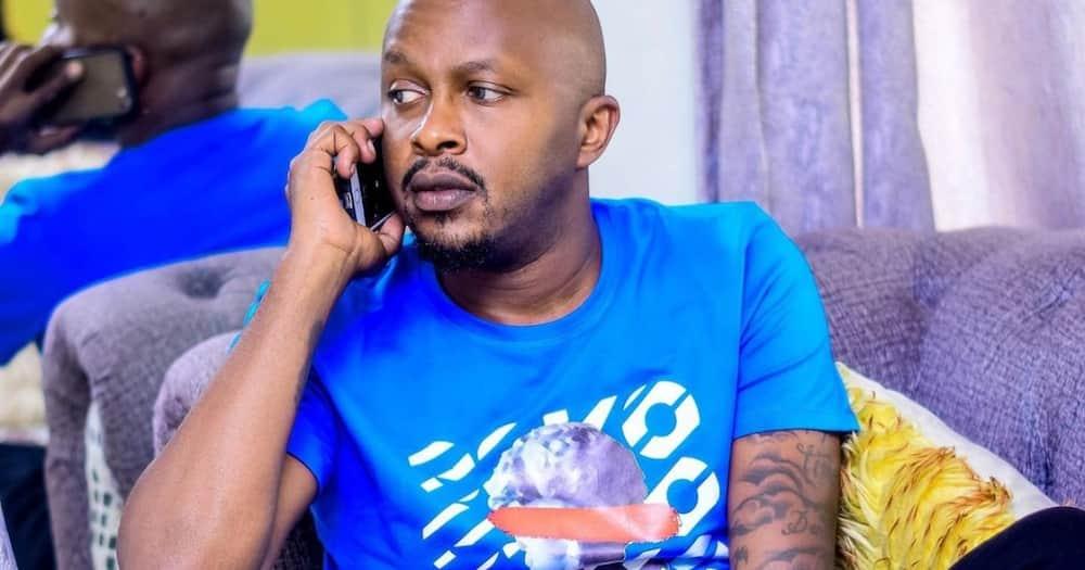 DJ Creme De La Creme left speechless after son used his card to buy KSh 10k mobile App