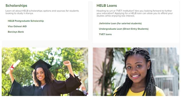 Helb portal registration