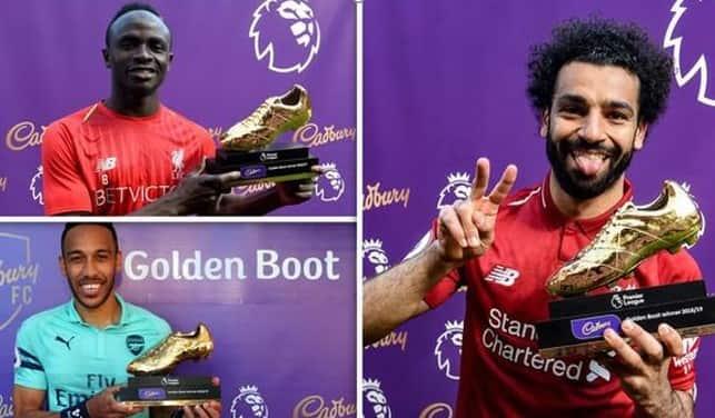 Premier League top scorers after match-week 5
