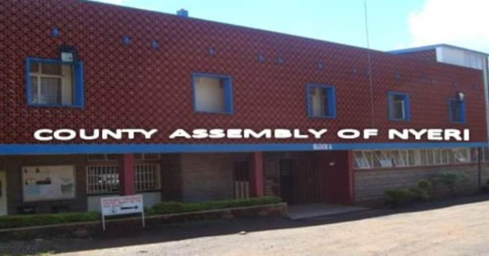 Nyeri residents celebrate after county endorses BBI bill
