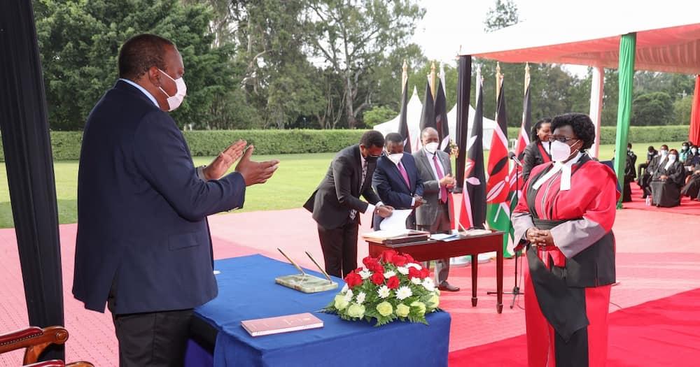 State House Kenya..