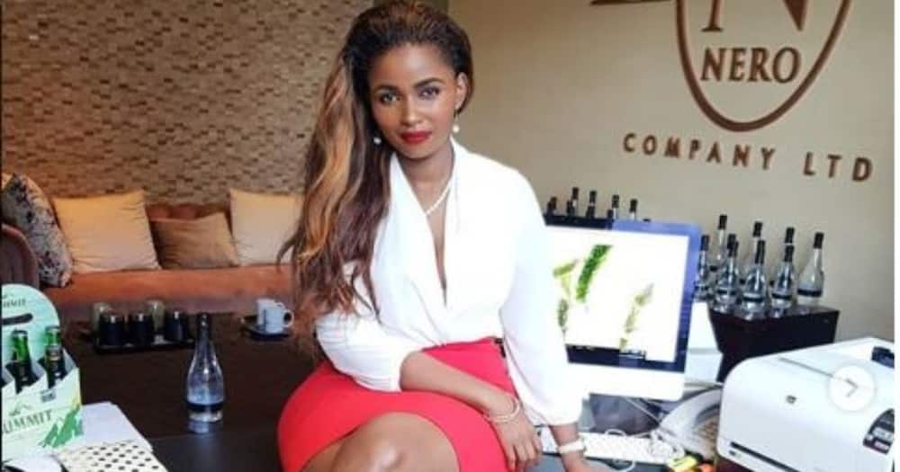 Anerlisa Muigai hints she signed divorce papers, will focus on career and peace