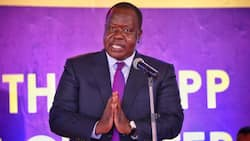 Gov't Seized 14k Illegal Firearms, 400k Bullets in Just 2 Years, CS Matiang'i Says