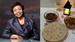 Catherine Kasavuli Shows Off Her Cooking, Says Chapati Day is Still Big Affair at Home