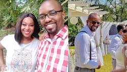 "Njoro Wa Uba Thanks Everyone Who Made His Wedding Memorable: ""To God Be the Glory"""