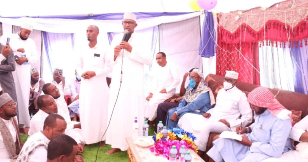 BBI: Aden Duale heckled, forced out of wedding ceremony for opposing report