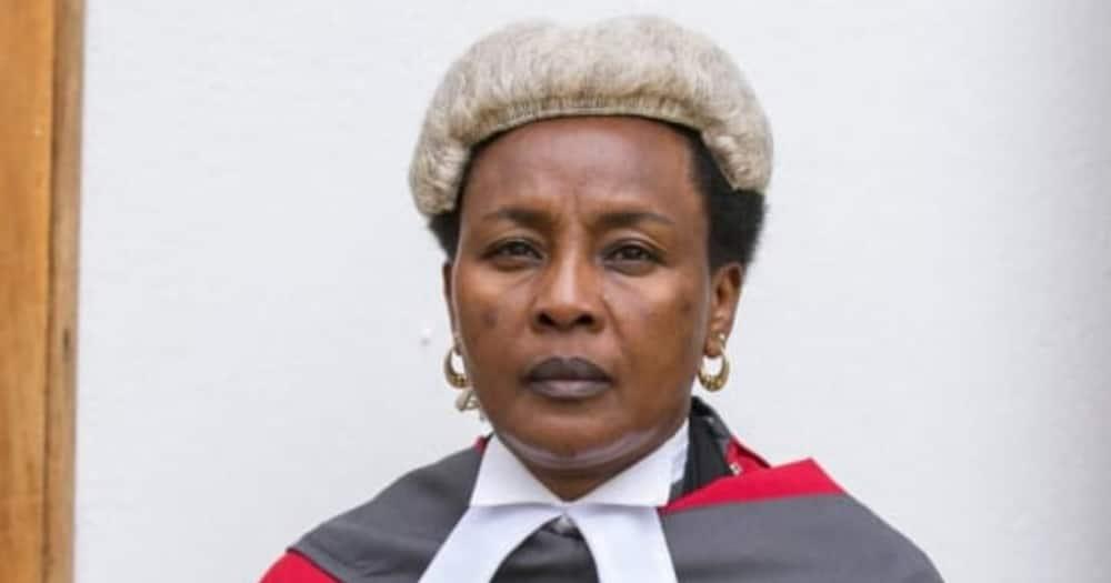"Samson Cherargei Hints Some MPs Plan to Oust Philomena Mwilu as DCJ ""We Won't Allow"""