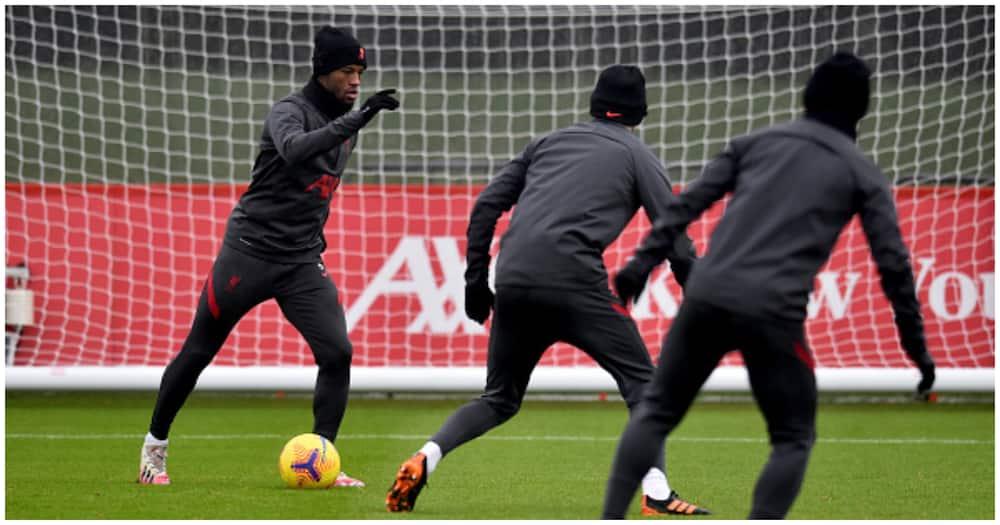 Liverpool vs Man United: Jurgen Klopp sweating over fitness of Matip, Keita ahead of cracker