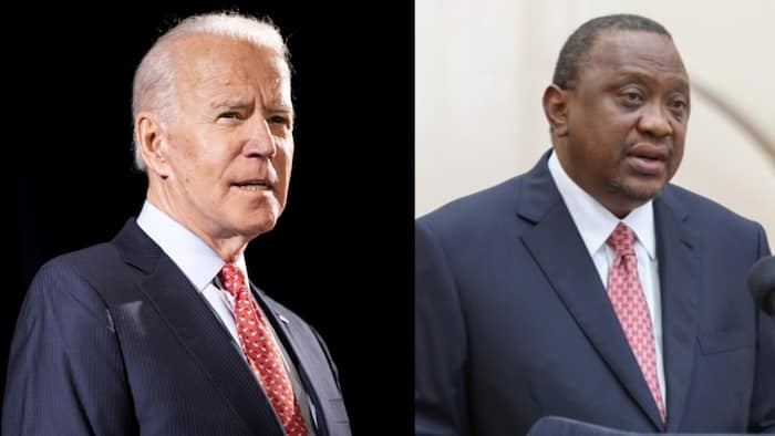 Uhuru Kenyatta Set to Be First African President to Be Hosted by US President Joe Biden