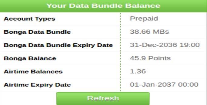 My Safaricom app