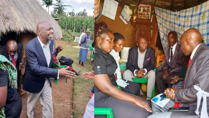 Gideon Moi clears KSh 153k fees arrears for university student who lost husband in accident