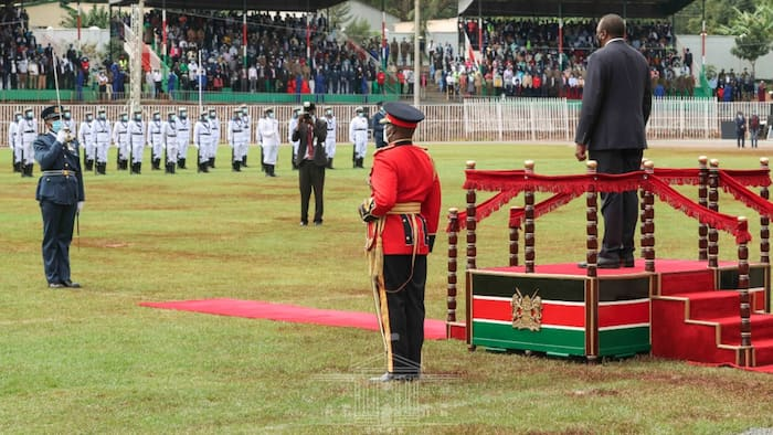 Gov't Suspends Mashujaa Day Celebrations in Counties to Curb Spread of COVID-19