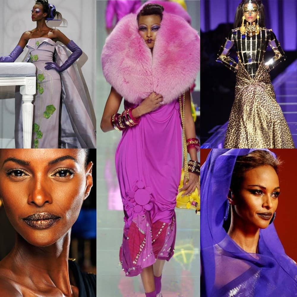 African supermodels