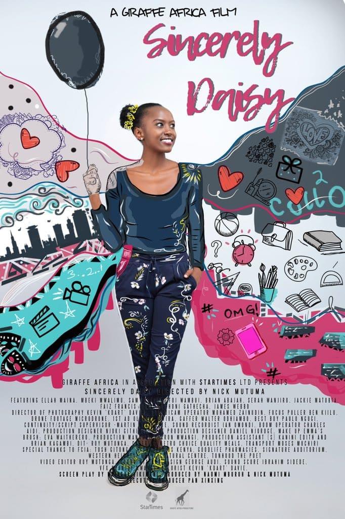 Sincerely Daisy: Netizens express mixed reactions after Kenyan film makes it to Netflix