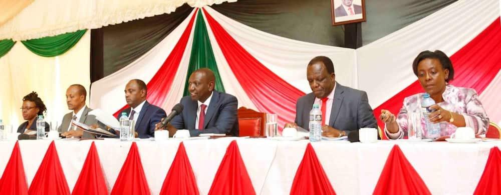 Cabinet Secretaries, governors snub William Ruto's meeting to discuss revenue stalemate